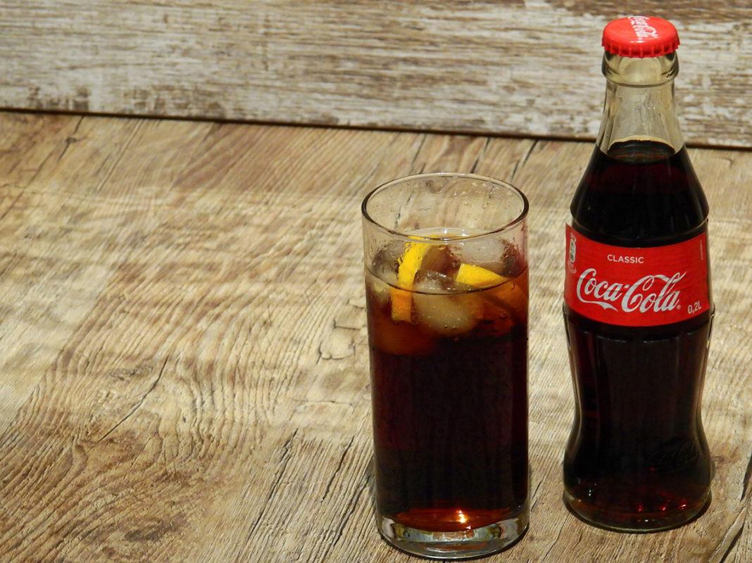 Coca-cola tylko od święta