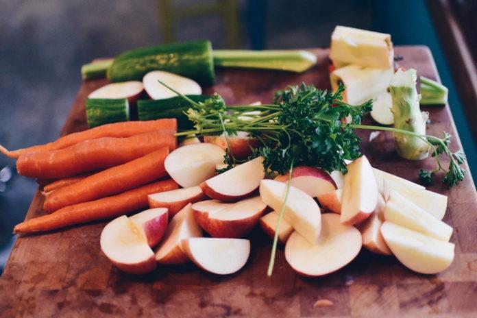Co jeść podczas pracy w domu?